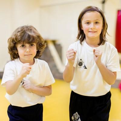 SGU Kampfkunstschulen Wing Tsun für Kinder