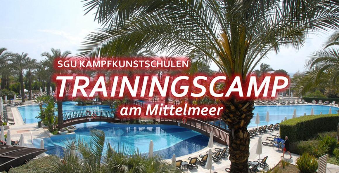 Sommer, Sonne, Training… SGU CAMP 2018